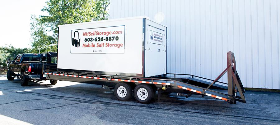 Mobile Storage - New Hampshire Self Storage