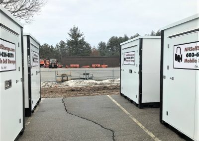 Mobile Storage at NH DOT - 1
